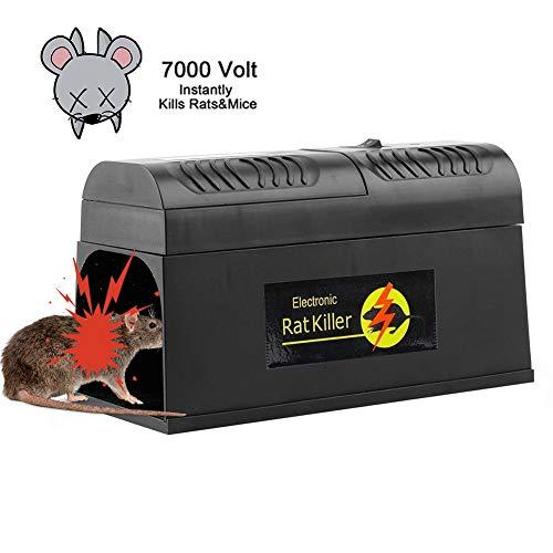 Trappola Elettronica per topi Modaka Rat Killer