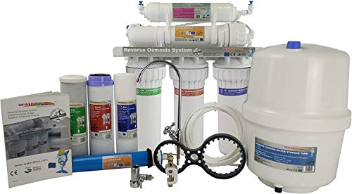 Water2buy Osmosi Inversa RO500   Sistema di osmosi inversa a 5 stadi senza pompa
