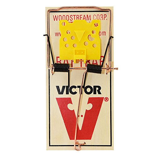 Trappola a scatto in legno Victor M205R