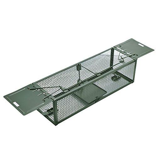 Trappola per topi a gabbia grande della Pronghorn