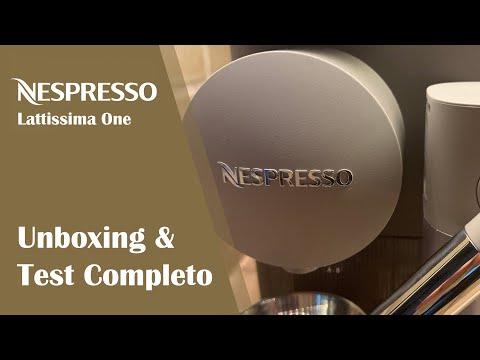 Nespresso - Lattissima One