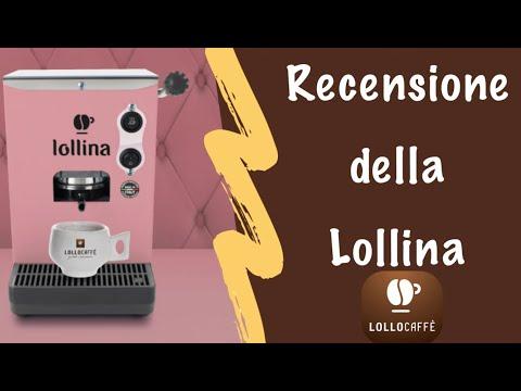 Recensione LOLLINA di LOLLO Caffè! Fashion e colorata, ma come fa il caffè? unboxing e confronto!