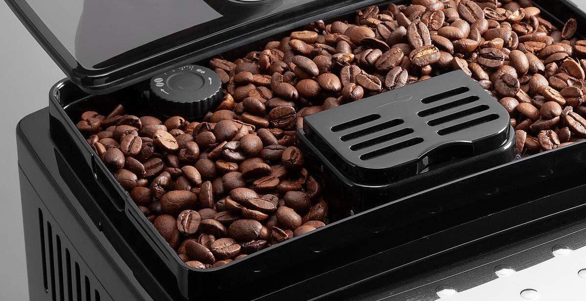 macchine da caffè automatiche a chicchi e polvere